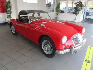 1957 MGA Roadster 1.5 MK 1 For Sale (picture 1 of 12)