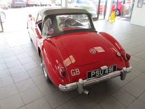 1957 MGA Roadster 1.5 MK 1 For Sale (picture 3 of 12)