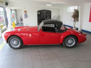 1957 MGA Roadster 1.5 MK 1 For Sale (picture 4 of 12)