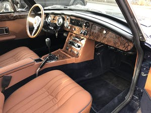 1974 MGB GT V8 rebuild on Heritage shell For Sale (picture 4 of 12)