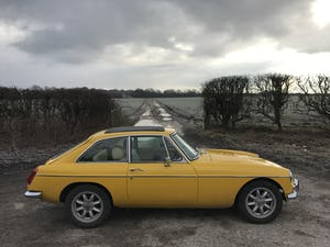 1974 MGB GT V8 rebuild on Heritage shell For Sale (picture 5 of 12)