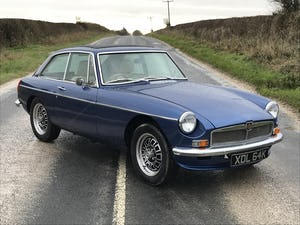 1974 MGB GT V8 rebuild on Heritage shell For Sale (picture 10 of 12)