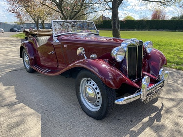 Picture of 1953 MGTD Roadster For Sale