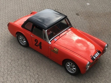 Picture of 1970 MG Midget MK3 FIA Racecar For Sale