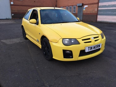 Picture of 2004 MG ZR Facelift 1.4 Petrol with Manual Gearbox For Sale