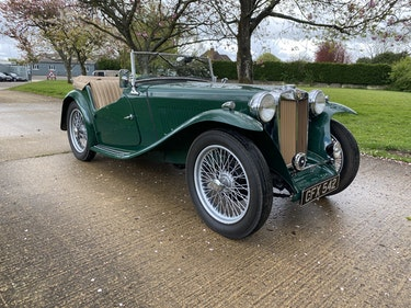 Picture of 1947 MGTC Roadster For Sale