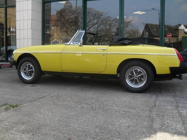 Picture of 1980 MG B Roadster For Sale