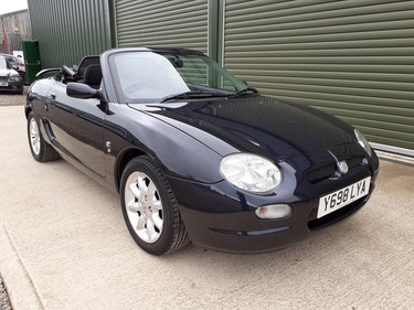 Picture of 2001 MG MGF very low mileage For Sale