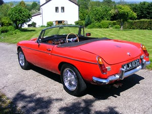 1968 MGC Roadster - fast road spec For Sale (picture 3 of 12)