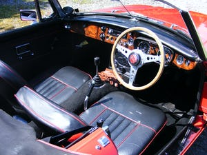 1968 MGC Roadster - fast road spec For Sale (picture 5 of 12)