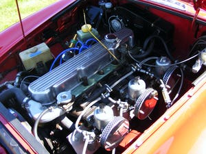 1968 MGC Roadster - fast road spec For Sale (picture 6 of 12)