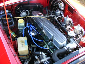 1968 MGC Roadster - fast road spec For Sale (picture 7 of 12)