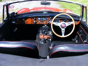 1968 MGC Roadster - fast road spec For Sale (picture 8 of 12)