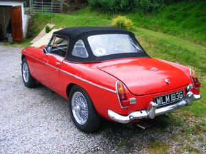 1968 MGC Roadster - fast road spec For Sale (picture 10 of 12)