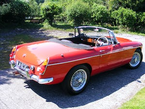 1968 MGC Roadster - fast road spec For Sale (picture 11 of 12)
