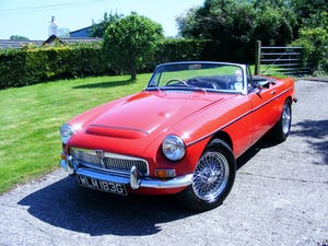 1968 MGC Roadster - fast road spec For Sale (picture 1 of 12)
