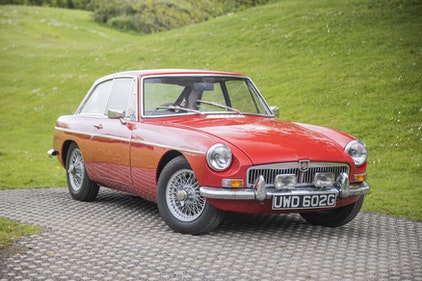 Picture of 1968 MG B GT - Auction July 6th For Sale by Auction