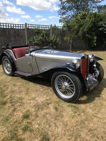 Picture of 1939 MG TA Show Condition  For Sale