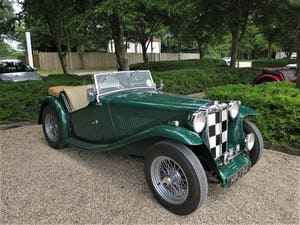 1939 MG TA For Sale (picture 6 of 18)