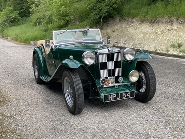 Picture of 1939 MG TA For Sale