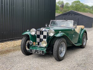 1939 MG TA For Sale (picture 3 of 18)