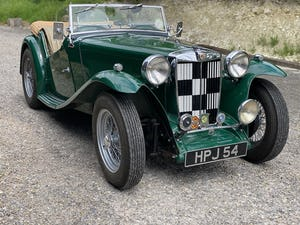 1939 MG TA For Sale (picture 7 of 18)
