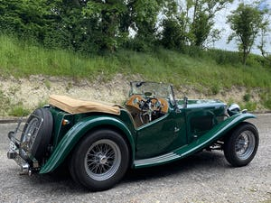 1939 MG TA For Sale (picture 12 of 18)