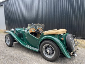 1939 MG TA For Sale (picture 15 of 18)