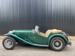 1939 MG TA For Sale (picture 16 of 18)