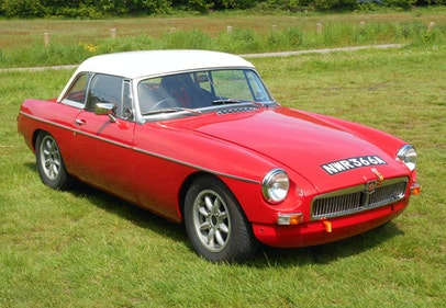 Picture of 1963 MGB Race Car - With New FIA HTP For Sale