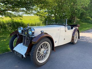 1932 MG F1 Magna For Sale (picture 1 of 22)