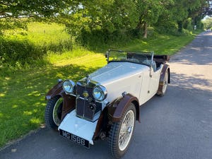 1932 MG F1 Magna For Sale (picture 13 of 22)