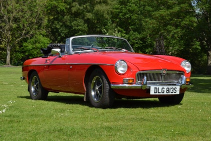 Picture of 1978 MG B Roadster For Sale by Auction