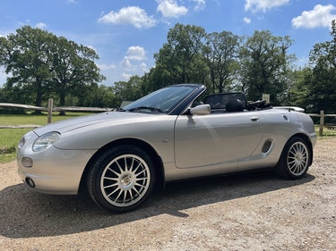 Picture of 1998 MGF 1.8i VVC For Sale