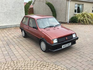 1983 Mk1 Mg Metro Turbo For Sale (picture 1 of 9)