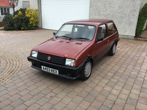 1983 Mk1 Mg Metro Turbo For Sale (picture 2 of 9)