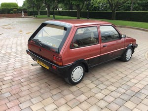 1983 Mk1 Mg Metro Turbo For Sale (picture 5 of 9)