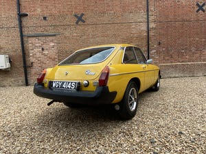 1978 MGB GT Manaul O/D. Lots of Money Spent 12 Months MOT For Sale (picture 2 of 12)