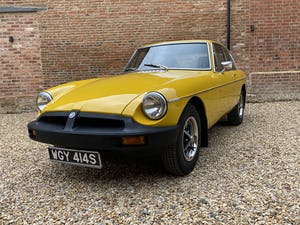 1978 MGB GT Manaul O/D. Lots of Money Spent 12 Months MOT For Sale (picture 6 of 12)