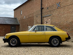 1978 MGB GT Manaul O/D. Lots of Money Spent 12 Months MOT For Sale (picture 7 of 12)