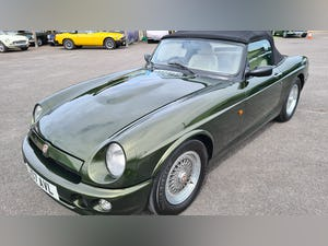 1994 MG RV8 , Show standard condition For Sale (picture 1 of 8)
