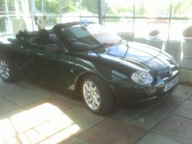 Picture of 2001 MGF Easy project for someone For Sale