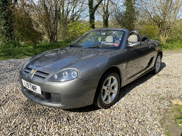 Picture of 2004 MG TF 135 x-power grey For Sale