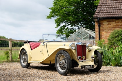 Picture of 1949 MG TC For Sale by Auction