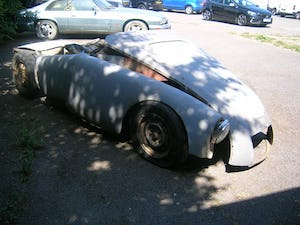 1957 MG A Restoration- Stalled Restoration. For Sale (picture 2 of 11)