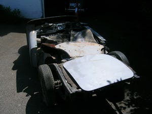1957 MG A Restoration- Stalled Restoration. For Sale (picture 4 of 11)