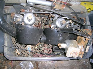 1957 MG A Restoration- Stalled Restoration. For Sale (picture 8 of 11)