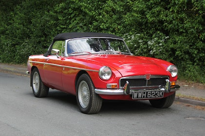 Picture of 1972 MGB V8 Roadster Automatic - Uprated For Sale