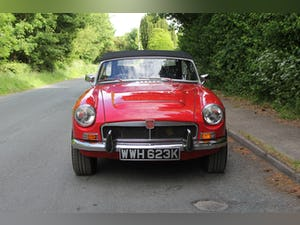 1972 MGB V8 Roadster Automatic - Uprated For Sale (picture 2 of 16)