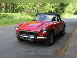1972 MGB V8 Roadster Automatic - Uprated For Sale (picture 3 of 16)